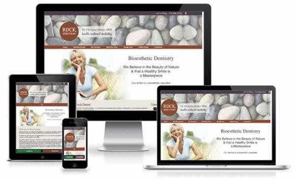 Colorado Springs Dentist Web Site Designer