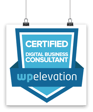 certified digital business consultant - wpelevation
