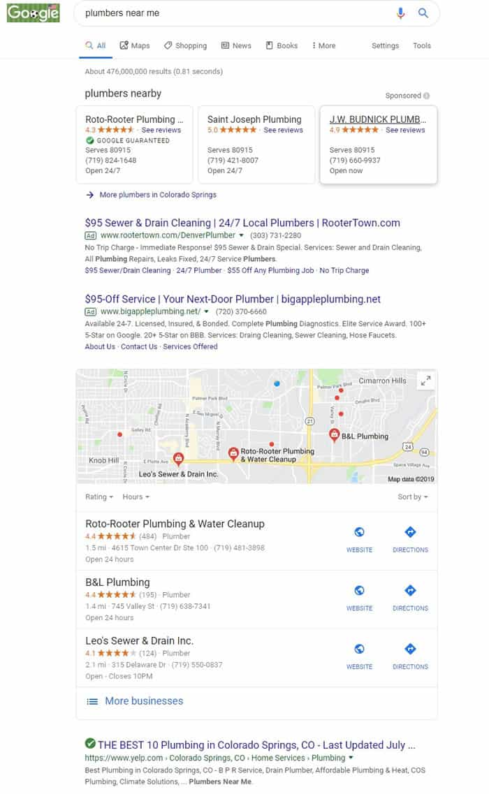 Ultimate Guide to Local SEO 2019
