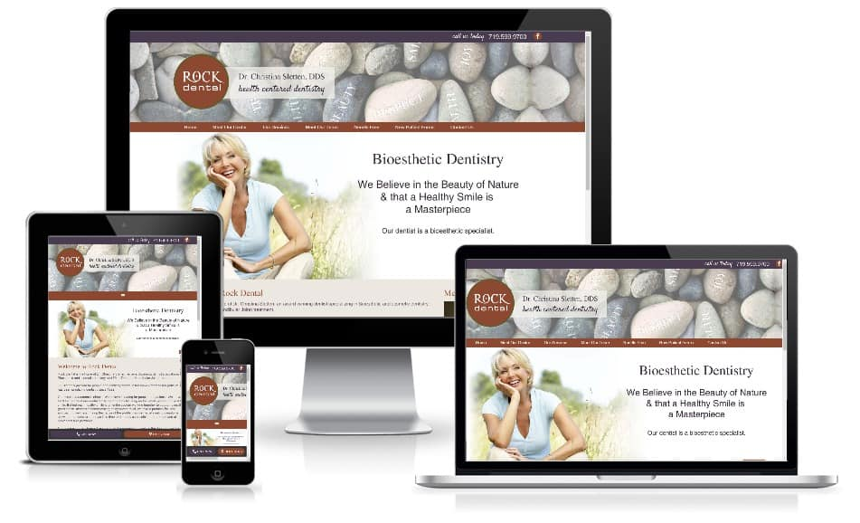 Dentist Website Design Colorado