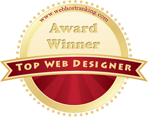 award winner | Top Web Designer